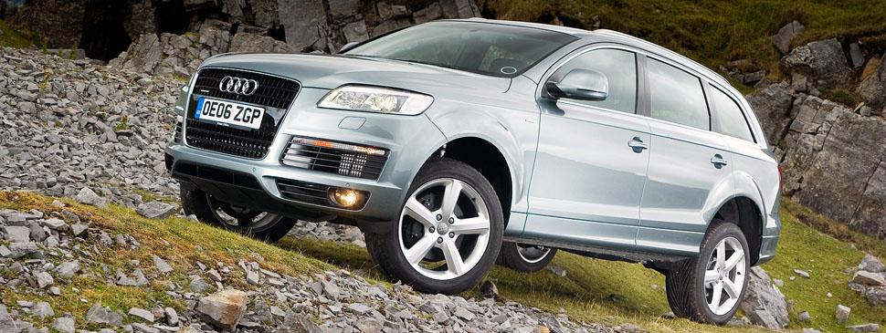 Audi е най-големият производител на 4х4 в света