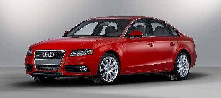 Новото Audi A4 Quattro