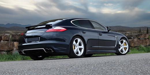TechArt Porsche Panamera - Екстериор