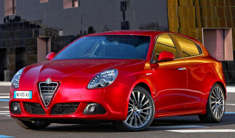 Alfa Romeo Giulietta с PRE-FILL системата за редуциране на спирачния път