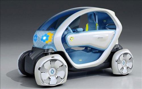 Renault Twizy в SIMS